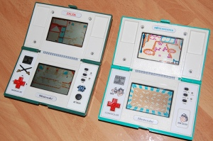 """ Game & Watch"" Maquina_gamewatch"