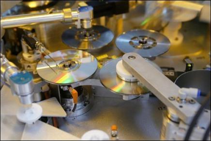 fabricacion de cds: