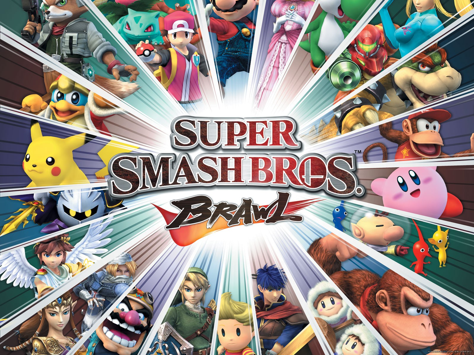 Super smash bros brawl xxx