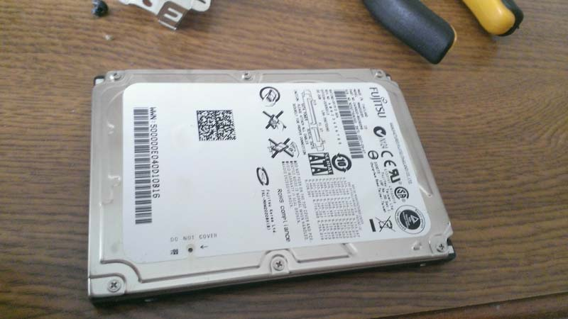 Tutorial casero para utilizar un disco duro de Xbox360 grande en una