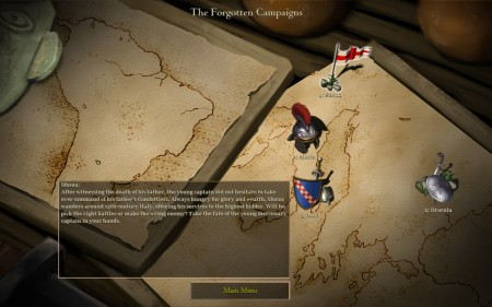 campañas age of empires forgotten