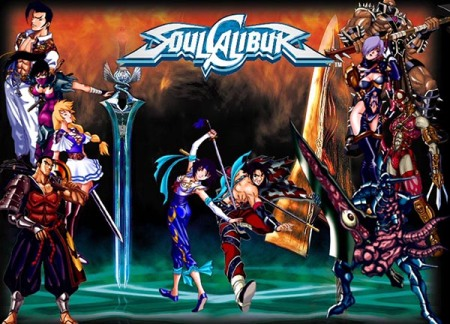 Soul Calibur Themes 1.1