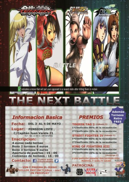 The Next Battle - Cartel