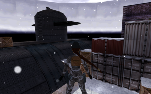 tomb raider 5 submarine