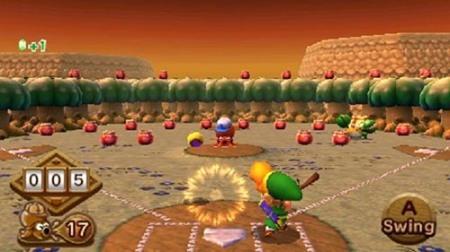The-Legend-of-Zelda-A-Link-Between-Worlds-baseball-minigame