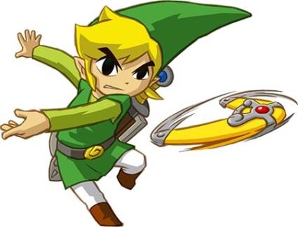 Bumerán_(Spirit_Tracks)_Zelda