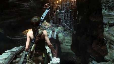 Rise of Tomb Raider Xbox