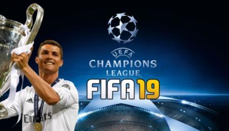 FIFA 19 Ronaldo Penaldo Champions League FUT