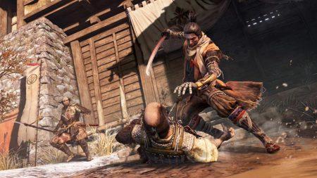 Sekiro Shadows Die Twice Samurais E3
